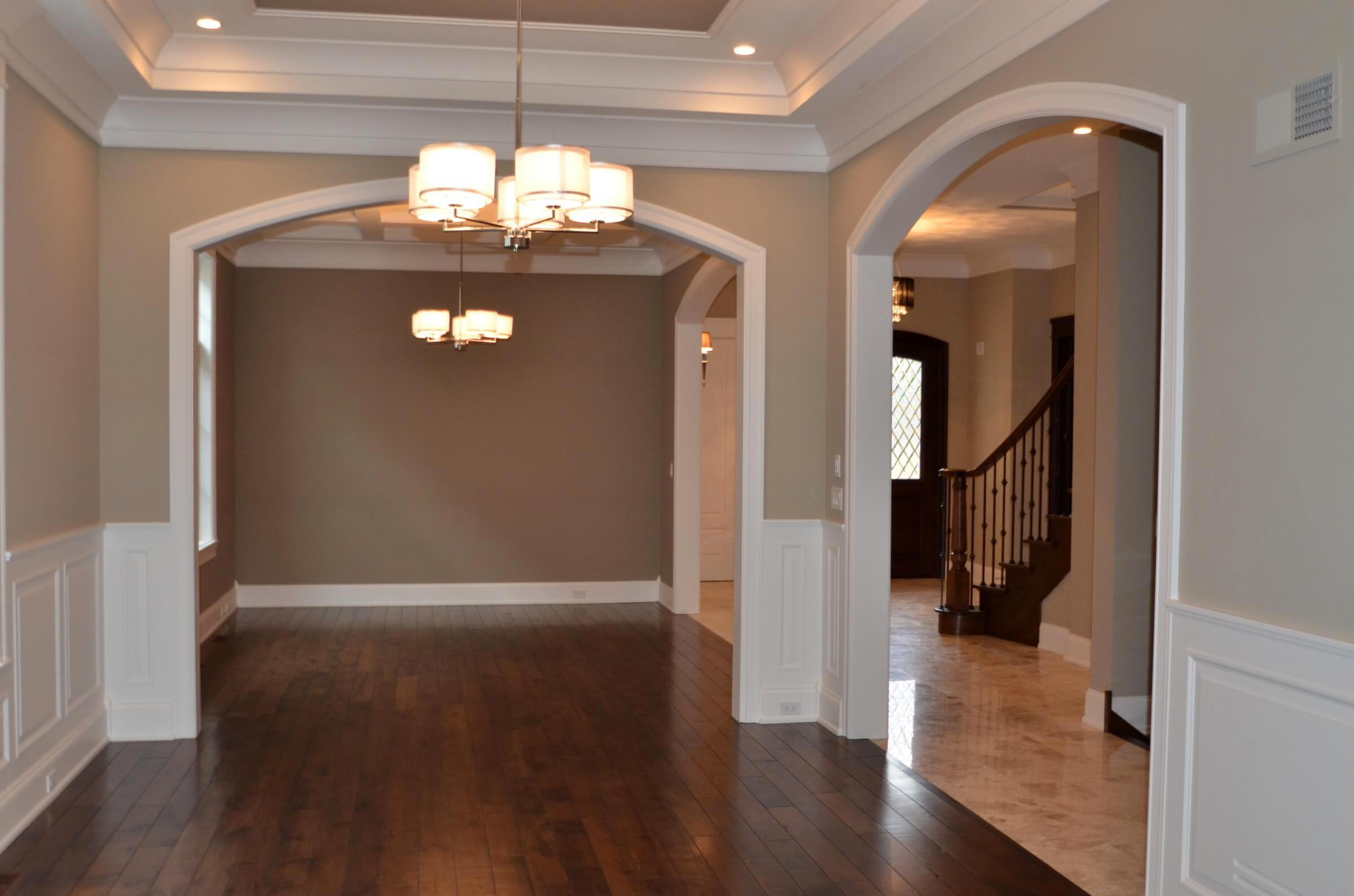 Chicago Custom Living Room Builders